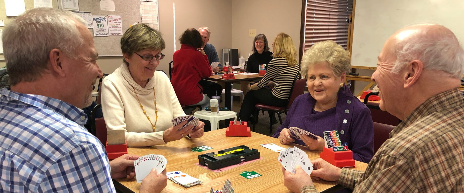 Fort Wayne Duplicate Bridge Club